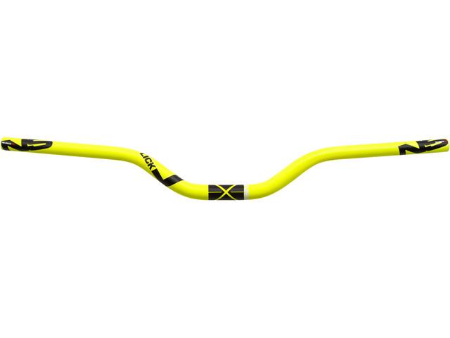 NS Bikes Lick Lenker Ø25,4mm lemon lime